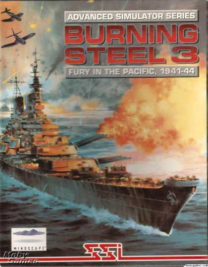 DOS Games - Great Naval Battles, Volume 3: Fury in the Pacific 1941-1944