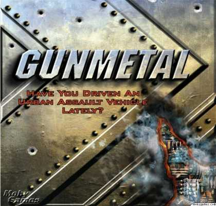 DOS Games - Gunmetal