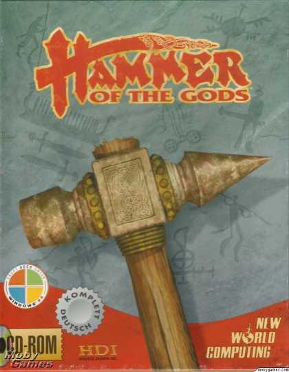 DOS Games - Hammer of the Gods