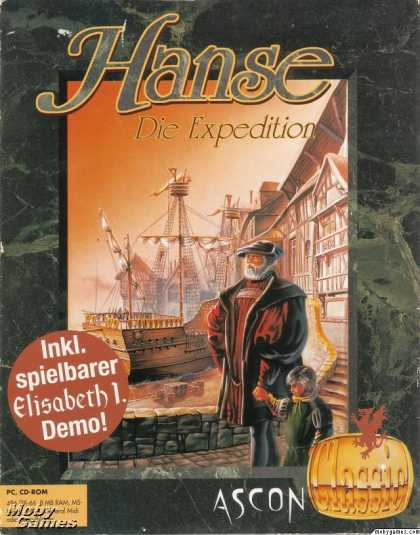 DOS Games - Hanse: Die Expedition