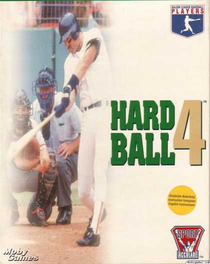 DOS Games - HardBall 4
