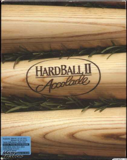 DOS Games - HardBall II