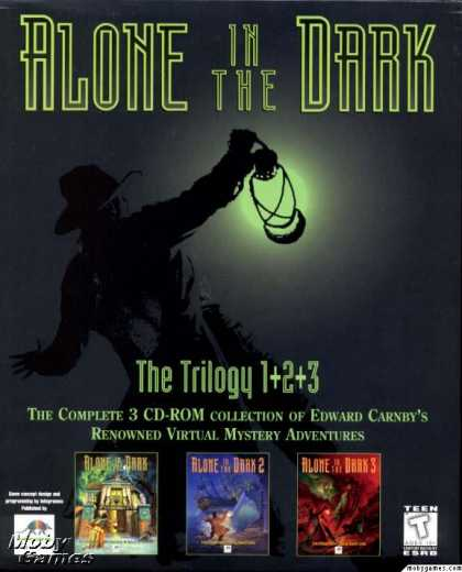 DOS Games - Alone in the Dark: The Trilogy (1+2+3)