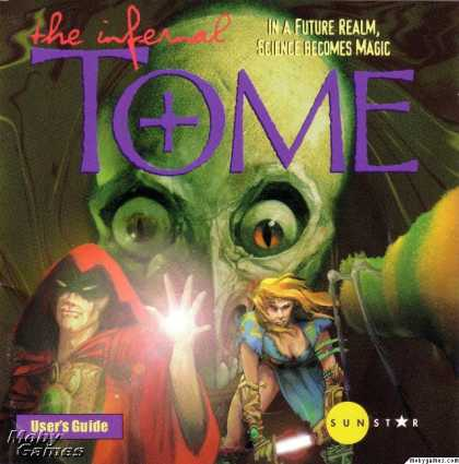 DOS Games - The Infernal Tome