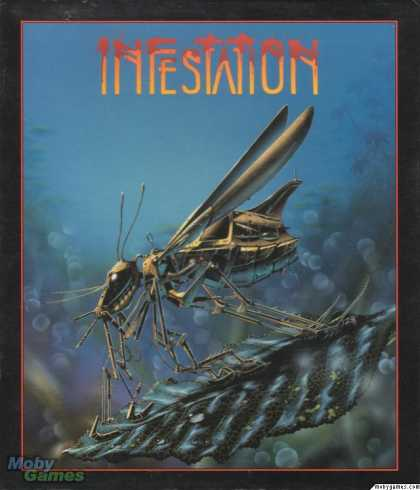 DOS Games - Infestation
