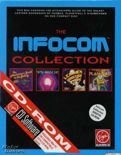 DOS Games - The Infocom Collection