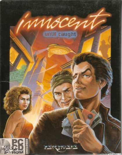 DOS Games - Innocent Until Caught