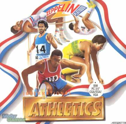 DOS Games - International Athletics