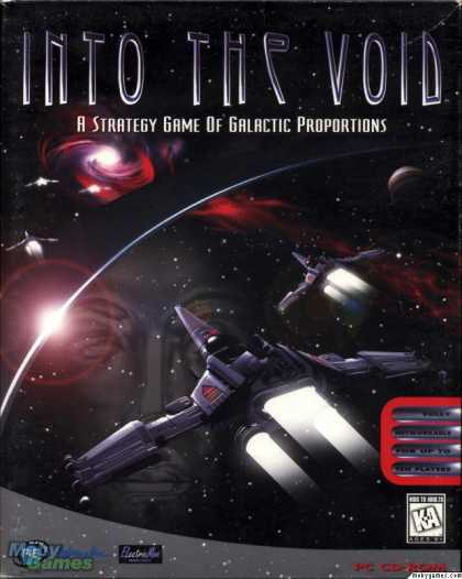 DOS Games - Into the Void