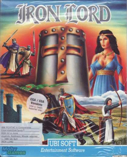 DOS Games - Iron Lord