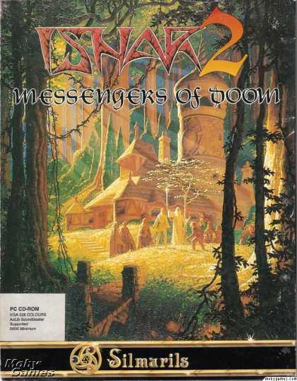DOS Games - Ishar 2: Messengers of Doom