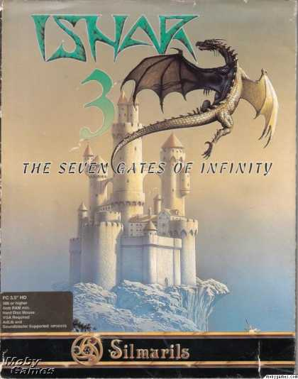 DOS Games - Ishar 3: The Seven Gates of Infinity