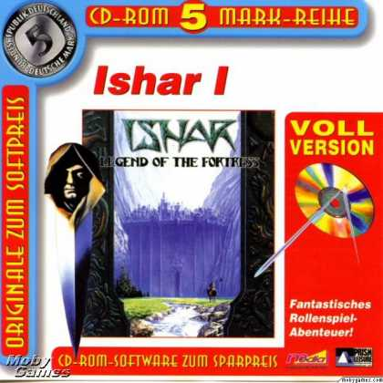 DOS Games - Ishar: Legend of the Fortress