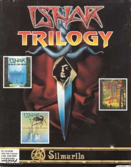 DOS Games - Ishar Trilogy