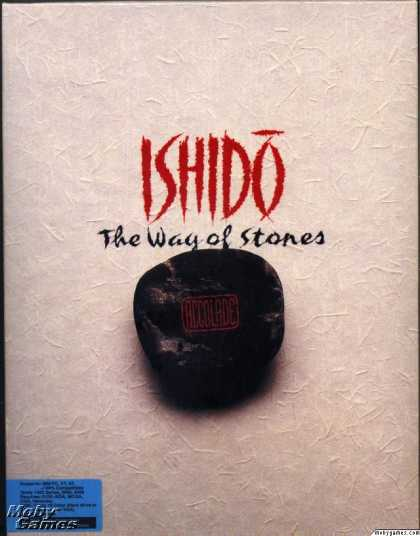 DOS Games - Ishido: The Way of Stones