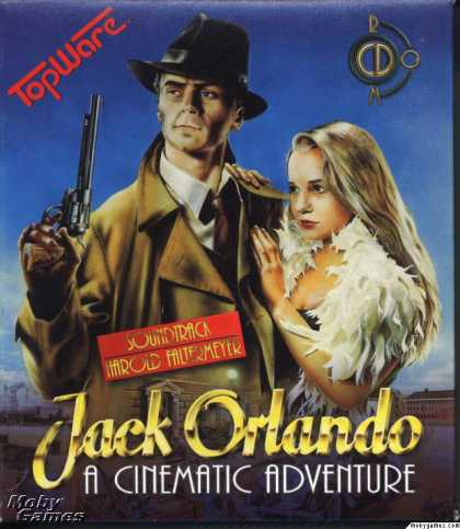 DOS Games - Jack Orlando: A Cinematic Adventure