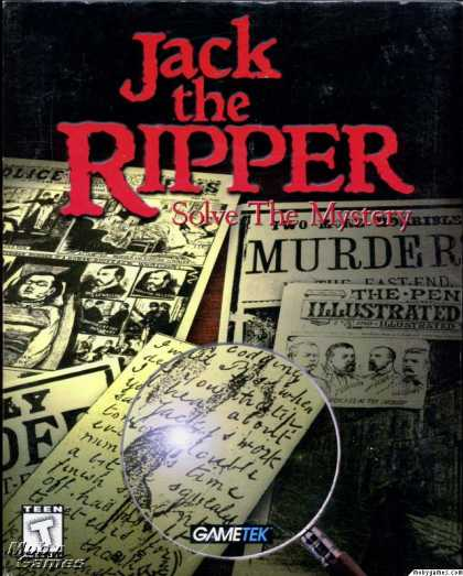 DOS Games - Jack the Ripper