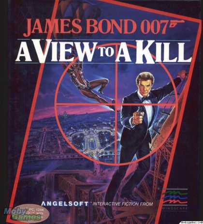 DOS Games - James Bond 007: A View to a Kill