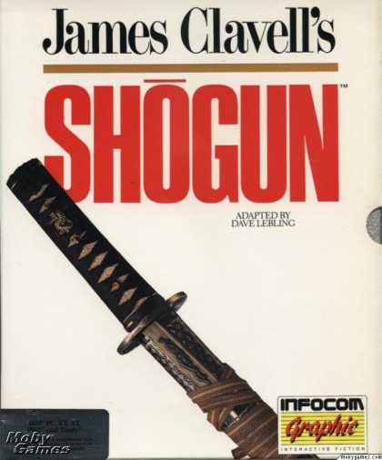 DOS Games - James Clavell's Shogun