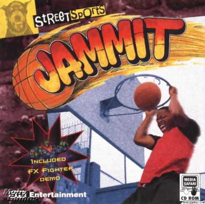 DOS Games - Jammit