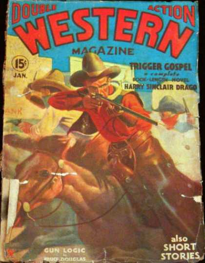 Double-Action Western - 1/1935