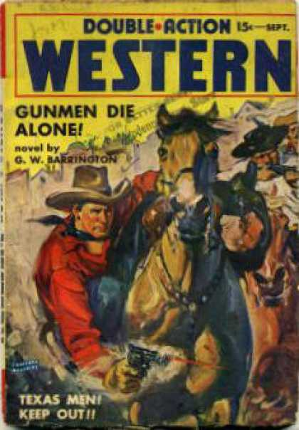 Double-Action Western - 9/1939