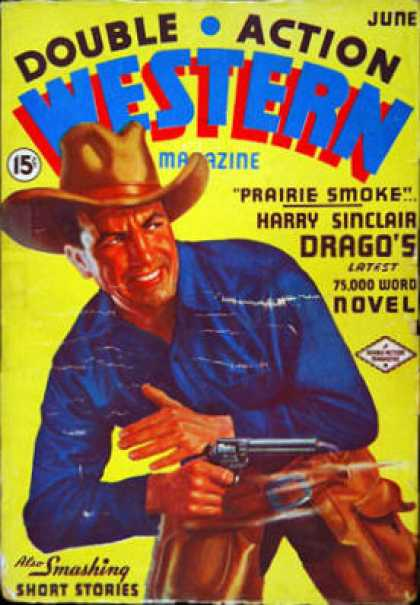 Double-Action Western - 6/1936