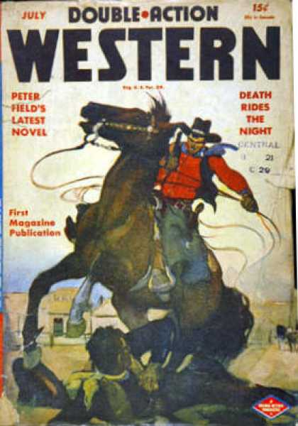 Double-Action Western - 7/1946
