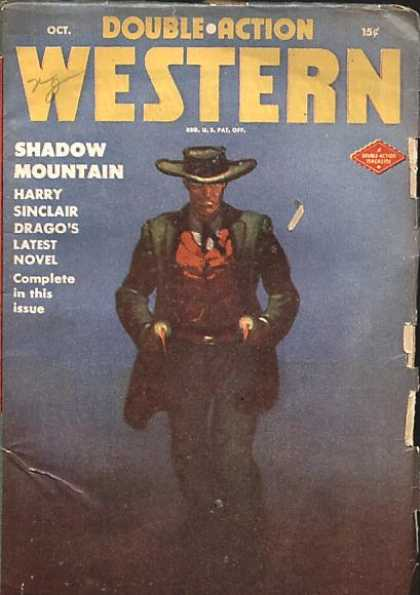 Double-Action Western - 10/1947