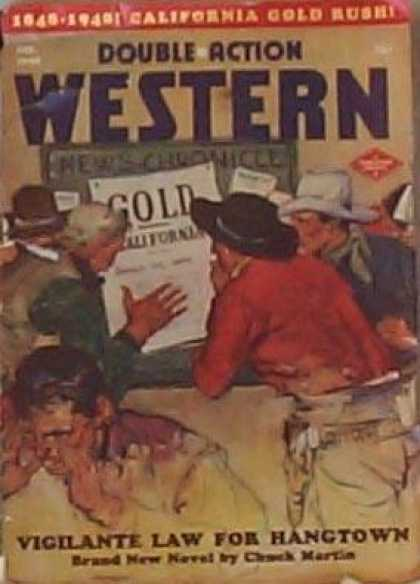 Double-Action Western - 2/1948