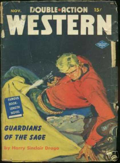 Double-Action Western - 11/1949