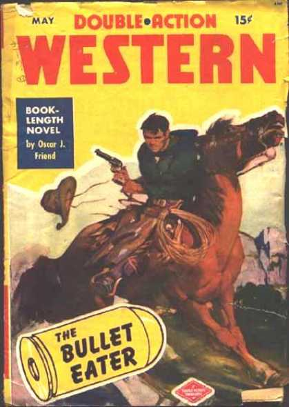Double-Action Western - 5/1950
