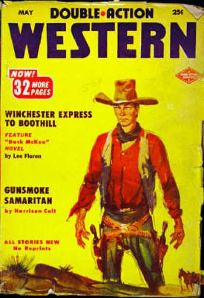 Double-Action Western - 5/1953