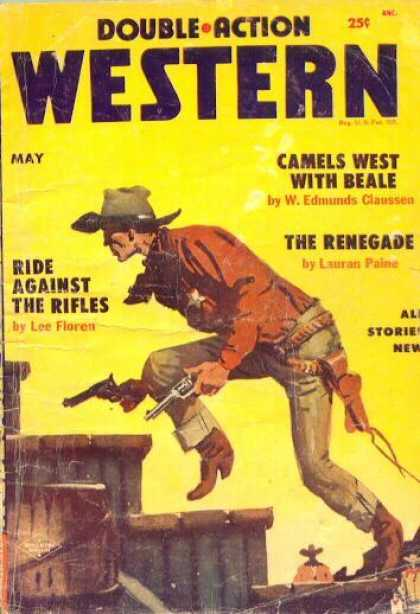 Double-Action Western - 5/1955