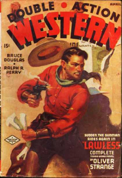 Double-Action Western - 4/1937