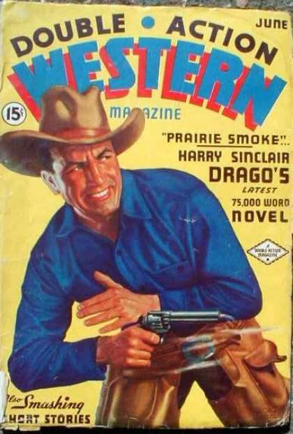 Double-Action Western - 6/1937