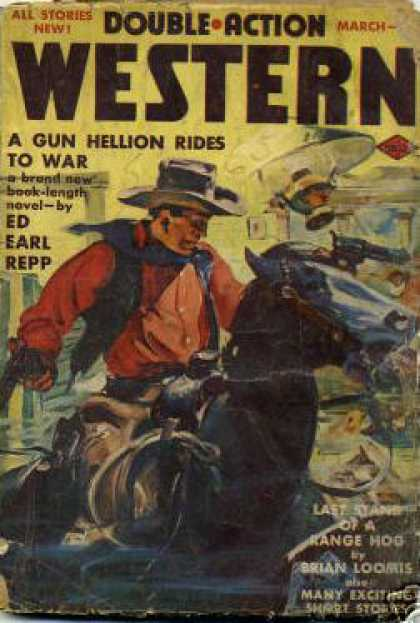 Double-Action Western - 3/1939