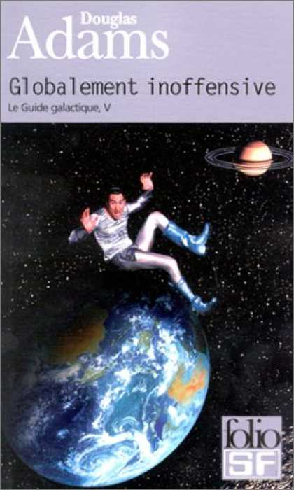 Douglas Adams Books - Le Guide galactique, tome 5 : Globalement inoffensive