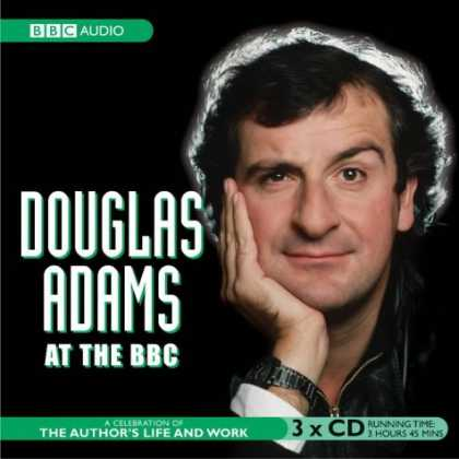 "Douglas Adams Books - Douglas Adams at the ""BBC"" (Radio Collection)"