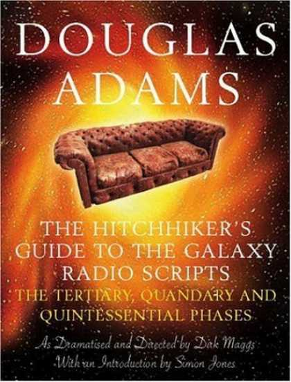 Douglas Adams Books - The Hitchhiker's Guide to the Galaxy Radio Scripts: v. 2: The Tertiary, Quandary