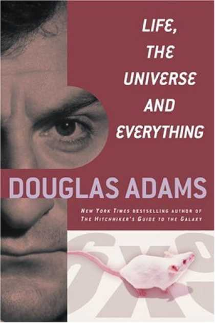Douglas Adams Books - Life, the Universe and Everything