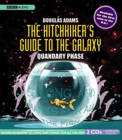 Douglas Adams Books - The Hitchhiker's Guide to the Galaxy: Quandary Phase