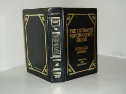 Douglas Adams Books - THE ULTIMATE HITCHHIKERS GUIDE By DOUGLAS ADAMS 1997