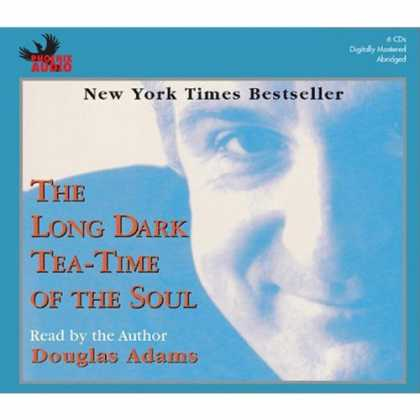 Douglas Adams Books - Long Dark Tea Time