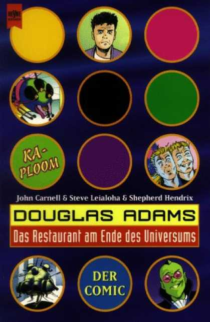 Douglas Adams Books - Das Restaurant am Ende des Universums. Der Comic.