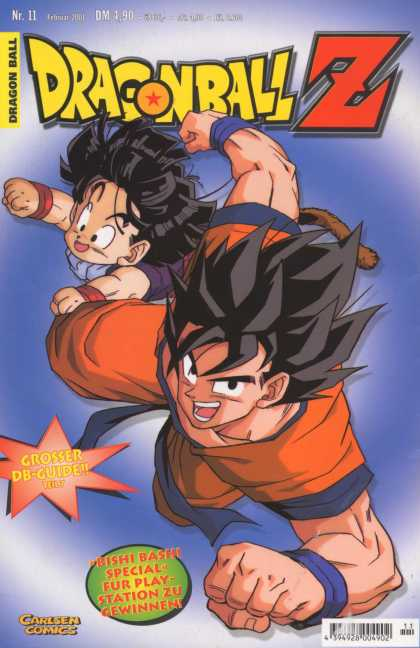 Dragonball Z 5 - Yes We Got Ballz - Capt Destiny And His Midget Sideckick - Wheres The Cape - Whys The Little Guy Have A Tail - Go Ahead Dude Punch The Little Guy In The Head