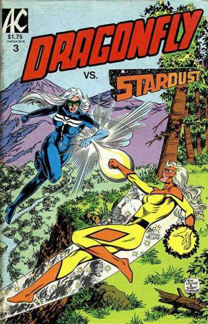 Dragonfly 3 - Jerry Ordway