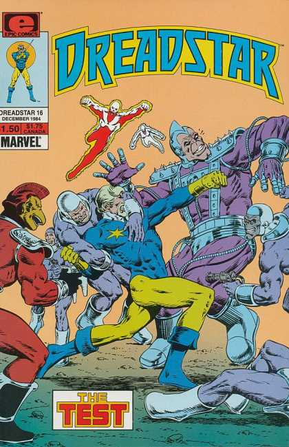 Dreadstar 16 - Jim Starlin