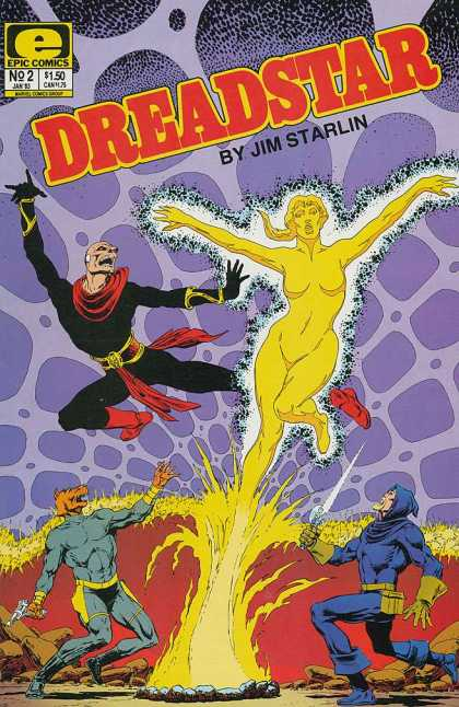 Dreadstar 2 - Jim Starlin