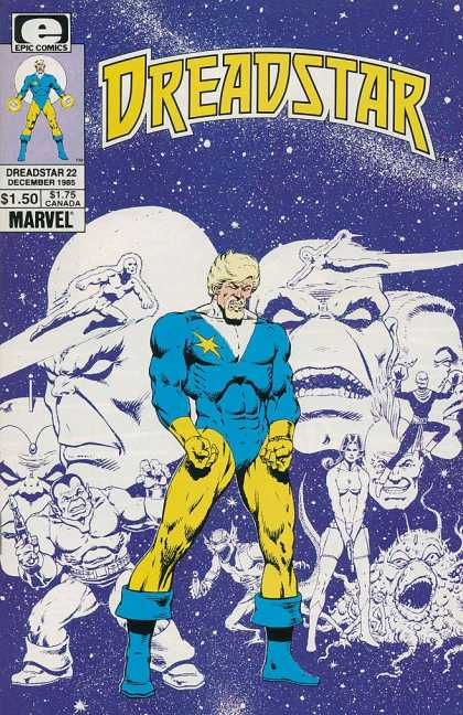 Dreadstar 22 - Jim Starlin